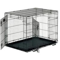 Dayang 044-C Katlanabilir Metal Kedi Köpek Kafesi 108X69X78 Cm