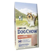 Purina Dog Chow Sensitive Somonlu Yetişkin Köpek Maması 14 Kg