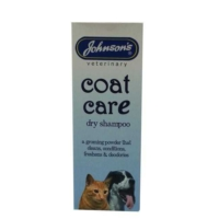 Ecopure Natural Coat Care Kuru Kedi Köpek Şampuani 100 Gr