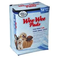 Four Paws Wee Wee Tuvalet Eğitim Pedi (14'lü Paket)