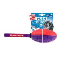 Gigwi Push To Mute Basketbol Topu Ses Kontrollü Köpek Oyuncağı