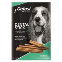 Golosi Dental Stick Medium Köpekler İçin Tavuklu Diş Çubuğu Köpek Ödülü 140 Gr