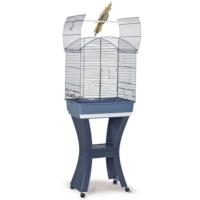 İmac Calla Lacivert Standli Papağan Kafesi 62X43X150 Cm