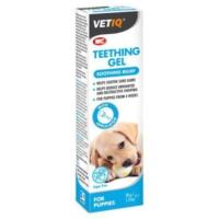 Mc Vetiq Teething Gel Yavru Köpekler İçin Diş Çıkarma Jeli 50 Gr