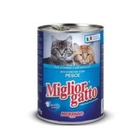 Miglior Gatto Balıkli Kedi Konservesi 405 Gr