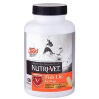 Nutri-Vet Fish Oil Köpekler İçin Balık Yaği 100 Tablet