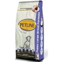 Pet Line Premium Büyük Irklar İçin Kuzu Pirinçli Yavru Köpek Maması 12 Kg