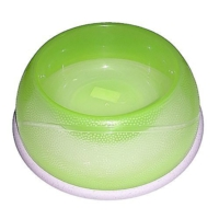 Pro Choice Kedi Ve Köpek Plastik Mama Kabı Basketbol Topu Biçiminde Small