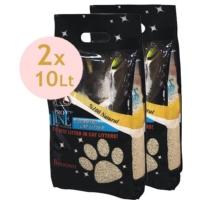Proline Topaklaşan Kedi Kumu 2X10 Lt Parfümsüz