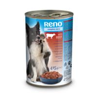 Reno Biftekli Yetişkin Köpek Konservesi 415 Gr