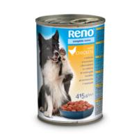 Reno Tavuklu Yetişkin Köpek Konservesi 415 Gr