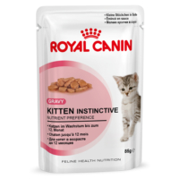 Royal Canin Kitten Yavru Kedi Konservesi 85 Gr