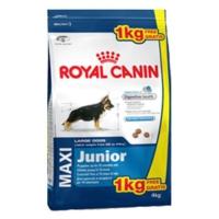 Royal Canin Maxi Junior Iri Irk Yavru Köpek Maması 4 Kg + 1 Kg