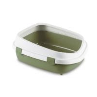 Stefanplast Queen Açık Kedi Tuvaleti 55X71X24.5 Cm