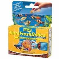Tetra Fresh Delica Brine Shrimp (Tuzlu Su Artemiasi) 48 Gr