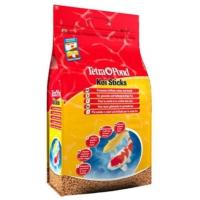 Tetra Pond Koi Sticks Kırmızı Balık Yemi 15 Lt