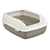 Trixie Yüksek Kenarli Kedi Tuvaleti 35X20X48 Cm