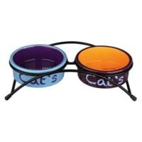 Trixie Kedi Seramik Mama Su Kabı Seti 2X0.3Lt