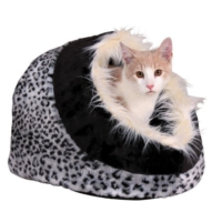 Trixie Kedi Köpek Peluş Yatak Gri 35X26X41 Cm