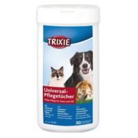 Trixie Petler İçin Aloe Vera Katkılı Özel Islak Mendil 30 Adet