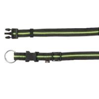 Trixie Köpek Boyun Tasma M-L,35-55Cm - 20Mm Siyah - Yeşil
