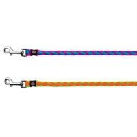 Trixie Köpek Gezdirme Kayişi S-M 1M - 12Mm (Mavi-Pembe)
