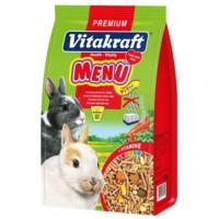 Vitakraft Premium Menü Vital Tavşan Yemi 1000 Gr