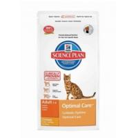 Hills Adult Optimal Care Tavuklu Kedi Maması 5 Kg