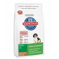 Hills Puppy Lamb Rice Kuzu Pirinçli Yavru Köpek Maması 12 Kg
