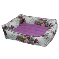 Bronza Soft Kedi-Köpek Yatağı No: 3 60x70x15 Mor