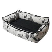 Bronza Soft Kedi-Köpek Yatağı No: 1 40x50x15 Map