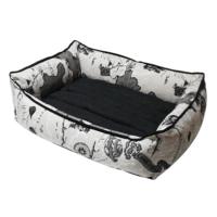 Bronza Soft Kedi-Köpek Yatağı No: 5 80x90x15 Map