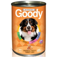 Goody 24 Adet Tavuklu Hindili Köpek Maması