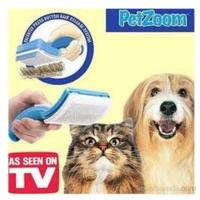 Vip Pet Zoom Evcil Hayvan Tarak Ve Tüy Kesme Aleti