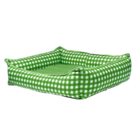 Bronza Soft Kedi-Köpek Yatağı No: 2 50x60x15 Mor