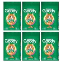 Goody 6 Adet 2,5 Kg Gourme Kuru Kedi Maması