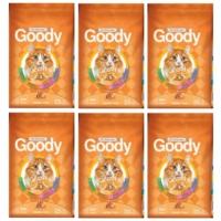 Goody 6 Adet 2,5 Kg Tavuklu Kuru Kedi Maması
