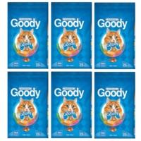 Goody 6 Adet 2,5 Kg Balıklı Kuru Kedi Maması