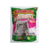 ODORLESS CRYSTAL Kedi Kumu 3,8 L - 1 Aylık Paket