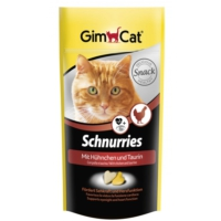Gimcat Schnurries Tavuklu Ödül Tableti 40 gr
