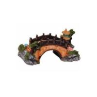 Xiongfa Akvaryum Dekoru Köprü 10X5X4