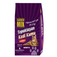 Garden Mix 10 L Pudralı (Stn ) Kalın Tane Kedi Kumu