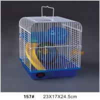 Dayang Hamster Kafesi Aksesuarlı 23X17X24.5