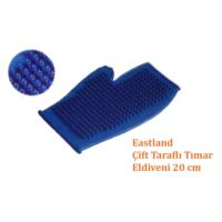 Eastland Çift Taraflı Tımar Eldiveni 20 Cm