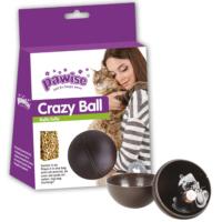 Pawise Crazy Ball Hareketli Kedi Topu 8,5 Cm