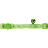 Hunter Neon Reflektörlü Yeşil Kedi Boyun Tasması 1 X 30 cm