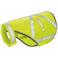 Hunter Köpek Fosforlu Güvenlik Kıyafeti Medium 48-62 X 64-81 cm