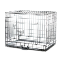 İnter-Zoo Dog 4 Zinc Köpek Kafesi 91 X 60 X 71 cm