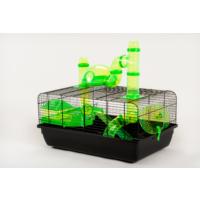 İnter-Zoo Fred +Terrace Hamster Kafesi 58 X 38 X 45 cm