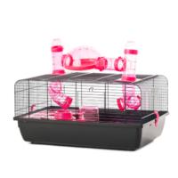 İnter-Zoo Astro +Terrace Hamster Kafesi 58 X 38 X 40 cm